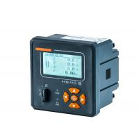 Quality 3 Phase Digital Energy Meter Voltmeter Ammeter 2 * 127 / 220V With LCD Display for sale