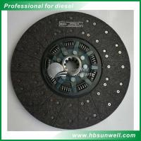 Black Diesel Engine Spare Parts / 1878000105 Heavy Duty Clutch Kits for sale