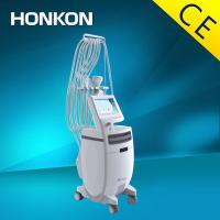 Quality RF Vacuum Slimming Beauty Machine 4 Handpieces For Fat Reduction And Increase Elasticity for sale