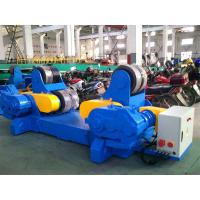Buy CE Rubber Automatic Pipe Rotators for Welding 47 - 255 Inches Diameter  Pipe at wholesale prices