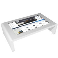 "Quality Waterproof RJ45 48W 43"" 350cd/m2 Lcd Touch Game Table for sale"