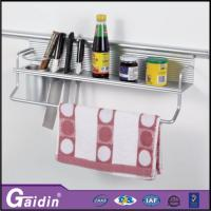 China aluminum furniture kitchen cabinet durable wall mounted kithcen knife racks on sale