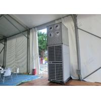 China 250 - 375 m2 Cooling Area Industrial Tent Air Conditioner / Drez - Aircon Package Unit AC for sale