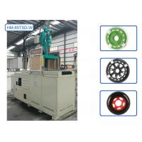 Buy Industrial Vertical Injection Molding Machine For PU Transparent Kids Scooter Wheel at wholesale prices