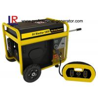 China Single Phase Power Generator 5kVA 8.8HP with Diesel Engine , 4 - Stroke Single Cylinder on sale