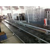 Quality Scaffolding Style Portable Bleacher Seats , Color Customized Retractable Theatre Seating for sale