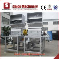 Quality two crusher pet recycling plant 1000kg for sale