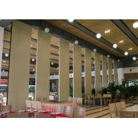 Buy Decorative Movable Partition Walls , Ultrahigh Soundproof Wall Board at wholesale prices