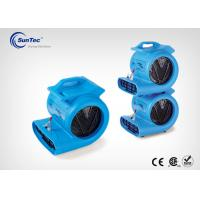 China 3 Speed Low Amps Small Electric Floor Blower Fan For Water Damage Restoration on sale