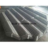 Quality Complex Wire Mesh Demister Pad Waveform Type Higher Filtering Efficiency for sale