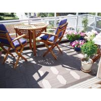 Buy cheap WPC DIY tiles for Patio,Balcony,walkway from wholesalers