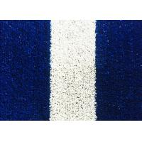 Buy Custom Design Artificial Grass For Tennis Courts UV Resistant And Fire Resistant at wholesale prices