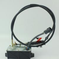 Quality Sany AC2000 SY205-8 SY205C SY215-8 Throttle Motor  Digger Replacement Parts Excavator Spare parts for sale