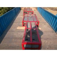 Quality Crusher Wear Parts Free Surface High Cr Jaw Plates For High Toughness Values for sale