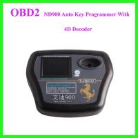 Quality ND900 Auto Key Programmer With 4D Decoder for sale