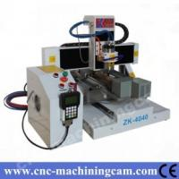 Quality mini sheet metal cnc machines ZK-4040(400*400*120mm) for sale