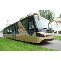 Quality Professional 13 Seat Airport Coaches Apron Bus With Cummins Engine for sale