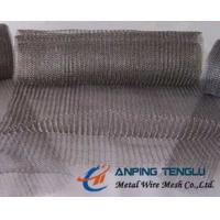 Quality 90-150 Model Knitted Mesh, With High Collection Efficiency Features for sale