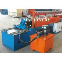 Quality High Speed Main Channel U Profile Roll Forming Machine Villa House Frame for sale