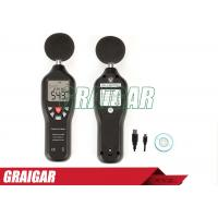 Buy Digital USB Sound Level Meter Temperature Data Logger TL-200 30 To 130dB Large Memory at wholesale prices
