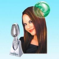 Quality Ionic Hair Brush, Ideal for Hair Styling, Operated by 2 x AA Battery for sale