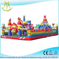 Quality Hansel PVC material high quality china inflatable bouncers commercial inflatable bouncers for sale