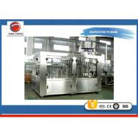 Quality Complete Fruit Juice Processing Line , Soft Drink Beverage Production Line for sale