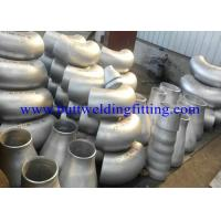 Quality Super Duplex Steel ASTM A815 UNS S32750 / UNS S32760 But Weld Fittings UNS S31803 / 32550 ASME B16.9 for sale