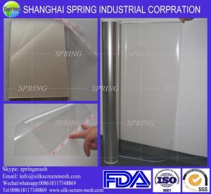China Inkjet transparent pet film,screen printing inkjet film,Polyester film roll/Inkjet Film on sale