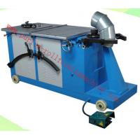 Quality 2.2KW High Speed Stone Coated Roof Tile Machine Elbow Making Machine for sale