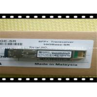 China Fiber Optical Transceiver Module Juniper , EX-SFP-10GE-SR SFP+ 10G SR 300M for sale