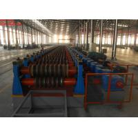 Buy Tank Sheet Custom Roll Forming Machine Steel Silo Curving Corrugated at wholesale prices