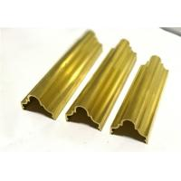 Quality Barss Stair Handrail Brass Profile Shapes And Sizes In Brass Alloys for sale