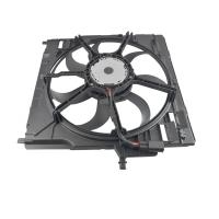 Buy cheap X5 E70 Car Cooling Fan 17428618241 17428618240 3.0si 4.8i 600W from wholesalers