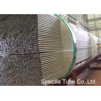 Buy cheap Cold Drawn Seamless Copper Nickel Tube , SB111 C44300 Aadmiralty Brass Tube from wholesalers