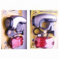 Quality 5 LED Bike Light with Steady and Flashing Function for sale