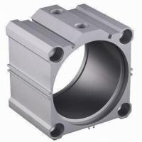 Quality Mill finihsed 6063 Industrial Aluminium Profile Cylinder Shell With CNC Machining for sale