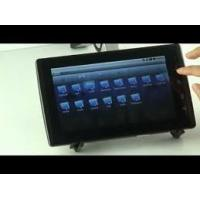 "Quality 7"" Renesas dual core Cortex A9 android 2.2 tablet pc 3G phone calling Capacitive touch Scr for sale"