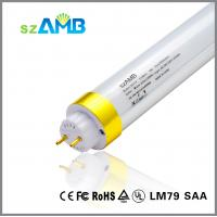 Cold White 18W Dimmable T8 Led Fluorescent Tubes For Street Lighting for sale