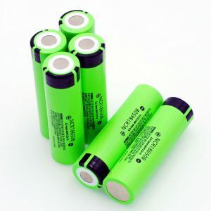 Quality 3.4Ah 3.6V 18650 Li Battery for sale