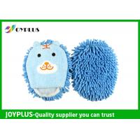 Quality Cute Car Cleaning Mitt Colorful , Microfiber Dusting Mitt Super Soft AD0185 for sale