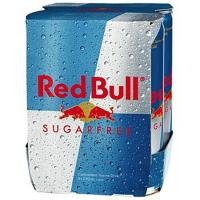China Red Bull Energy Drink Can 250ml , Red Bull Sugarfree on sale