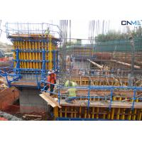 Quality Practical Automatic Climbing Formwork , Self Climbing Platform J240-1 for sale