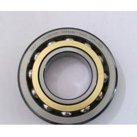 Quality Single Row Angular Contact Ball Bearing High Thrust Capacity ABEC-1 / ABEC-3 for sale