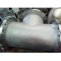 Quality Butt Weld Fittings B366 Hastelloy C-276 BW Straight TEE welded with Flange 24'' for sale