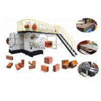 Quality China Best Tunnel kiln oven clay brick making machinery Supplier for sale
