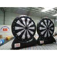 Quality Inflatable Dart Game With 0.55 PVC Tarpaulin Safe Inflatable Dart Board for sale