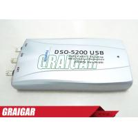 Quality PC Based Electrical Instruments USB Digital Storage Oscilloscope 200ms / S for sale