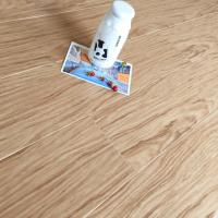 Buy cheap Custom Comfortable Bamboo Floor Tiles Light Brown High Glossy Surface from wholesalers