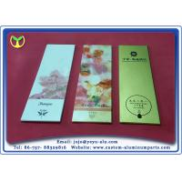 China Hotel Guides Signage Profiles custom aluminum manufacturing Color Anodizing And Extruding on sale